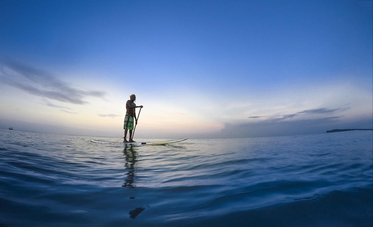 exploring the ocean