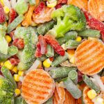 mixed vegetables
